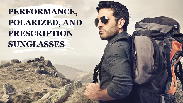 Performance Polarized and Prescription Sunglasses